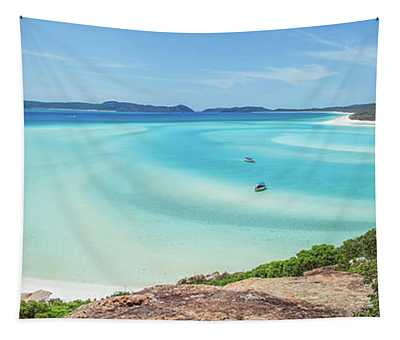 Hill Inlet Lookout Tapestry