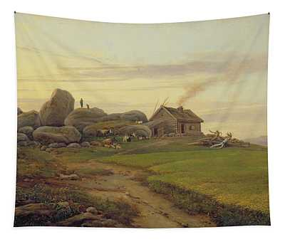 Hill Top Tapestry