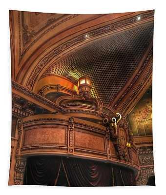 Hippodrome Theatre Balcony - Baltimore Tapestry