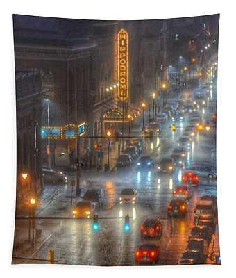 Hippodrome Theatre - Baltimore Tapestry