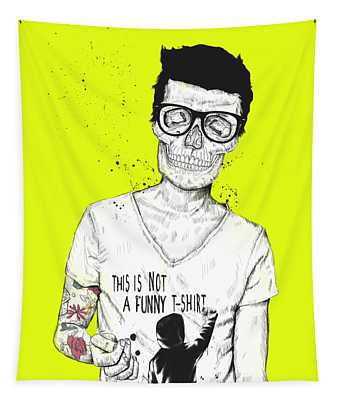 Hipsters Not Dead Tapestry