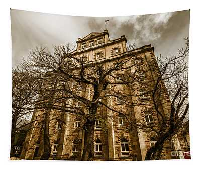 Historical Tasmanian Tourism Tapestry