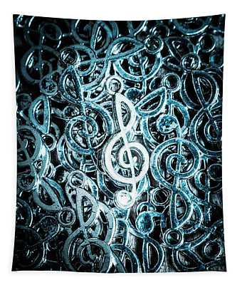 Hitting Key Harmonics  Tapestry