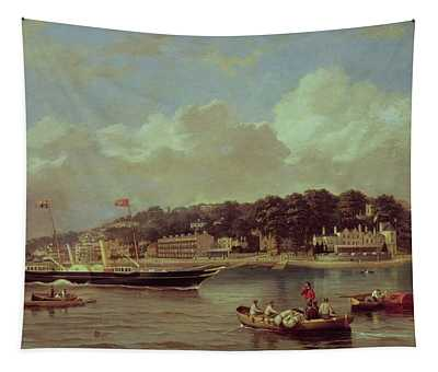 Hm Yacht Victoria Tapestry