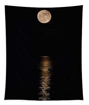 Holiday Magic - Lunar Art Tapestry