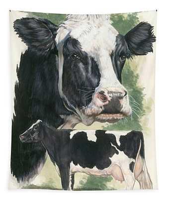 Holstein Tapestry