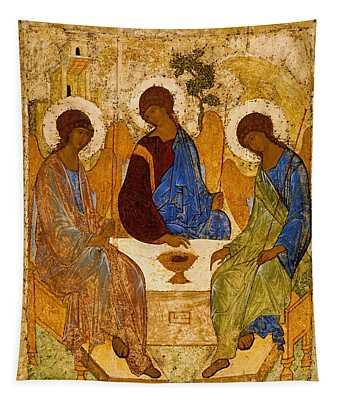 Holy Trinity. Troitsa Tapestry