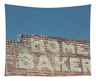 Home Bakery- Photo By Linda Woods Tapestry