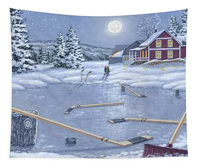 Hockey Tapestries