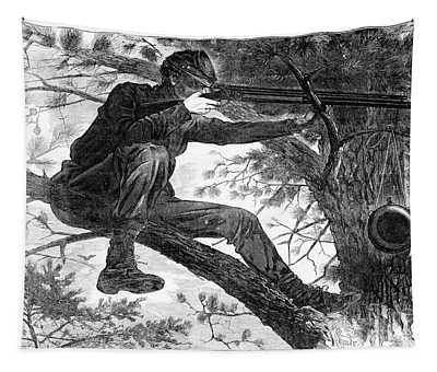 Homer: Civil War, 1862 Tapestry