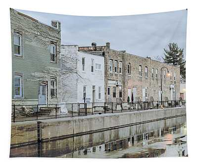 Hometown Memories Tapestry