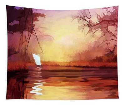 Homeward Bound Tapestry