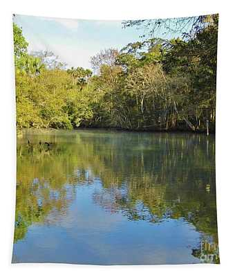 Homosassa River Tapestry
