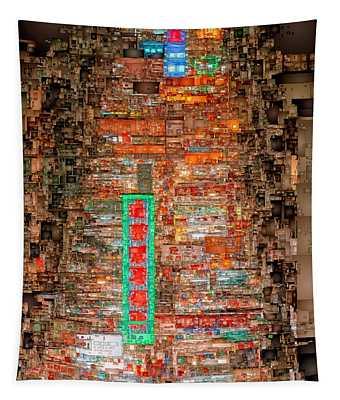 Hong Kong -yaumatei Tapestry