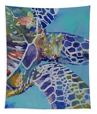 Honu Tapestry