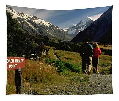 Photograph - Hooker Valley Or Key Point by Travel Pics