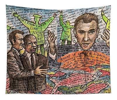Hope Springs Eternal Tapestry