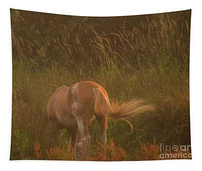 Horse 4 Tapestry