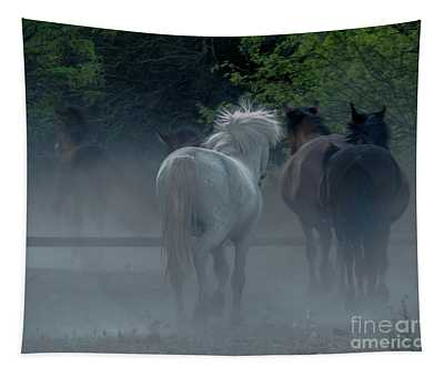 Horse 8 Tapestry