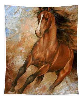 Horse1 Tapestry
