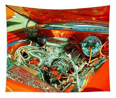 Horsepower  Tapestry