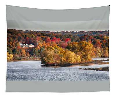 Housatonic Fall Tapestry