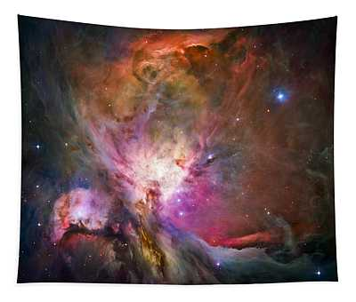 Constellation Photographs Wall Tapestries