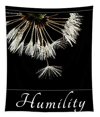 Humility Tapestry