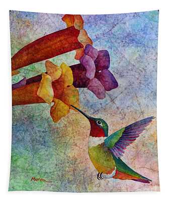 Hummer Time Tapestry