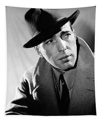 Humphrey Bogart Tapestry