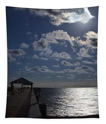 Hunter's Moon Tapestry