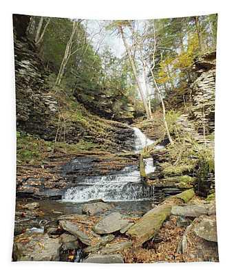 Huron - Ricketts Glen Tapestry