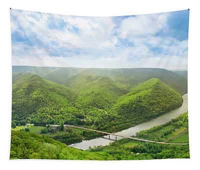 Hyner View State Park Tapestry