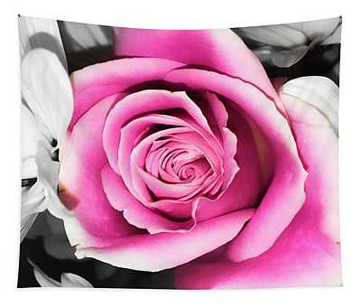 Hypnotic Pink 2 Tapestry