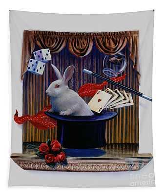I Believe In Magic Tapestry