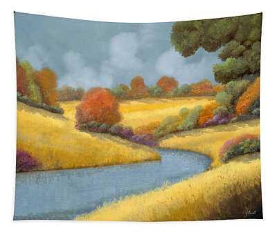 I Campi Da Mietere Tapestry