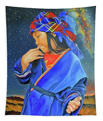 I Want To Put A Ding In The Universe Tapestry
