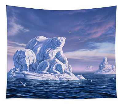 Icebeargs Tapestry