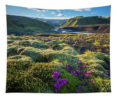 Iceland Moss Tapestry