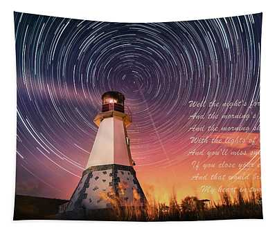 If You Close Your Eyes Tapestry