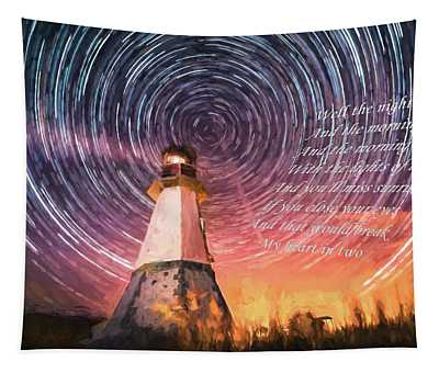 If You Close Your Eyes Too Tapestry
