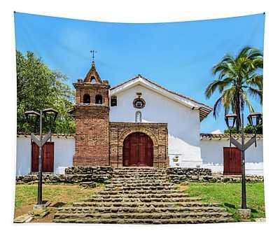 Iglesia De San Antonio Tapestry