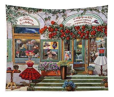 il Cappellaio Tapestry