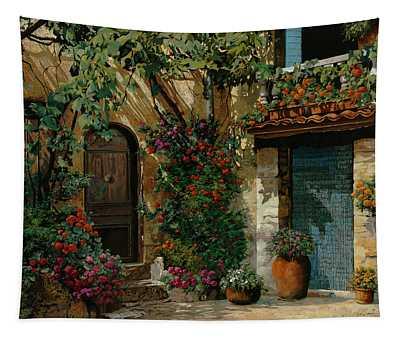 Il Giardino Francese Tapestry