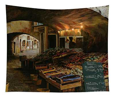 Il Mercato Francese Tapestry