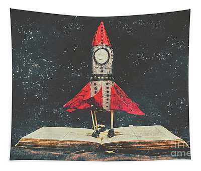Imagination Is A Space Of Learning Fun Tapestry