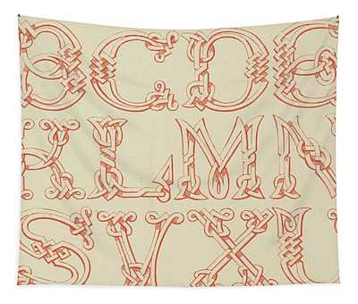 Imitation Saxon Tapestry