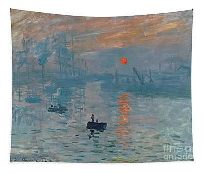 Impression Sunrise Tapestry