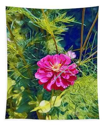 In Bloom Tapestry