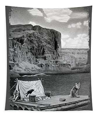 In The Grand Canyon Tapestry